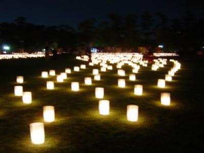 005 なら燈花会(とうかえ))(奈良県奈良市)(2002/08/22up)