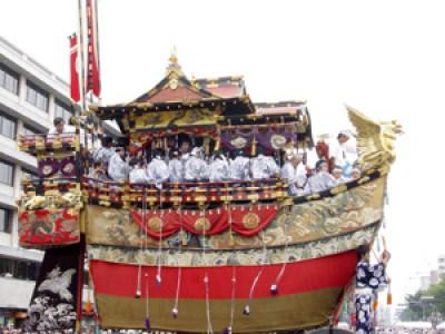 014 祇園祭(京都府(京都市))(2005/07/19up)