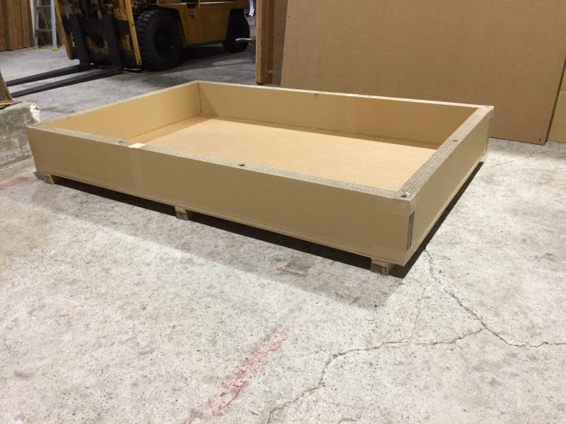 YAMAKON BOX参考事例-YAMAKON BOX- 輸出梱包 ダンボール