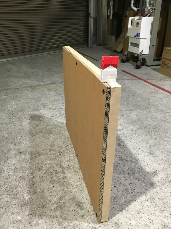 YAMAKON BOX参考事例(薄いサイズ)-YAMAKON BOX- 輸出梱包 ダンボール